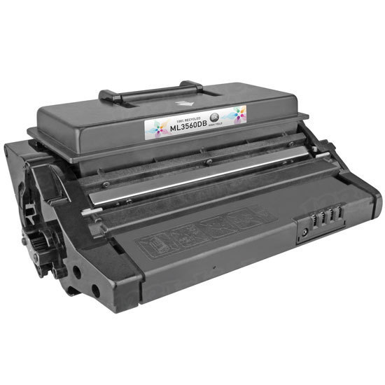 Compatible Alternative to Samsung ML-3560DB HY Black Toner for the ML-3560, ML-3561
