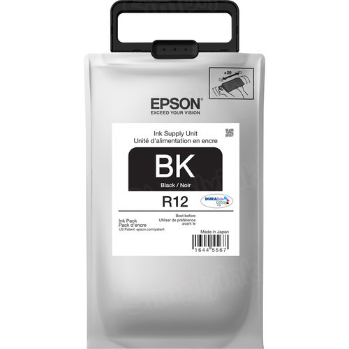 OEM R12 Black Ink for Epson