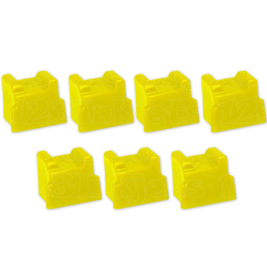 Compatible Xerox Phaser 8860 Yellow Solid Ink Sticks