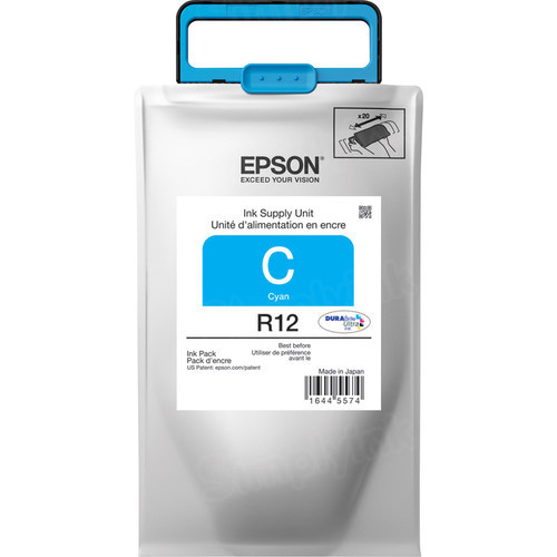 OEM R12 Cyan Ink for Epson