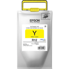 OEM Epson TR12420 (R12) DURABrite Ultra Yellow Ink Pack