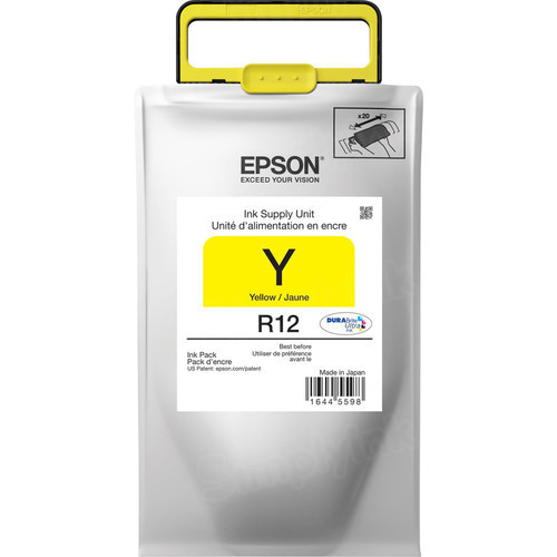 OEM R12 Yellow Ink for Epson