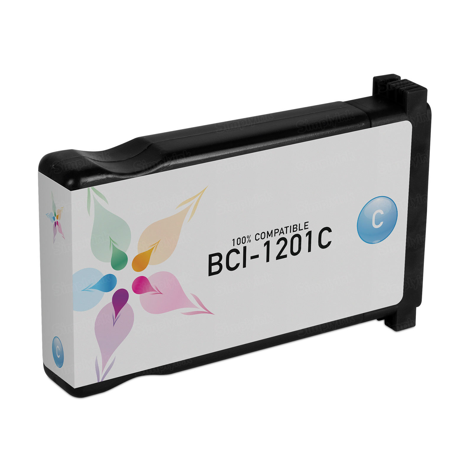 Canon Compatible BCI-1201C Cyan Ink for N1000 & N2000