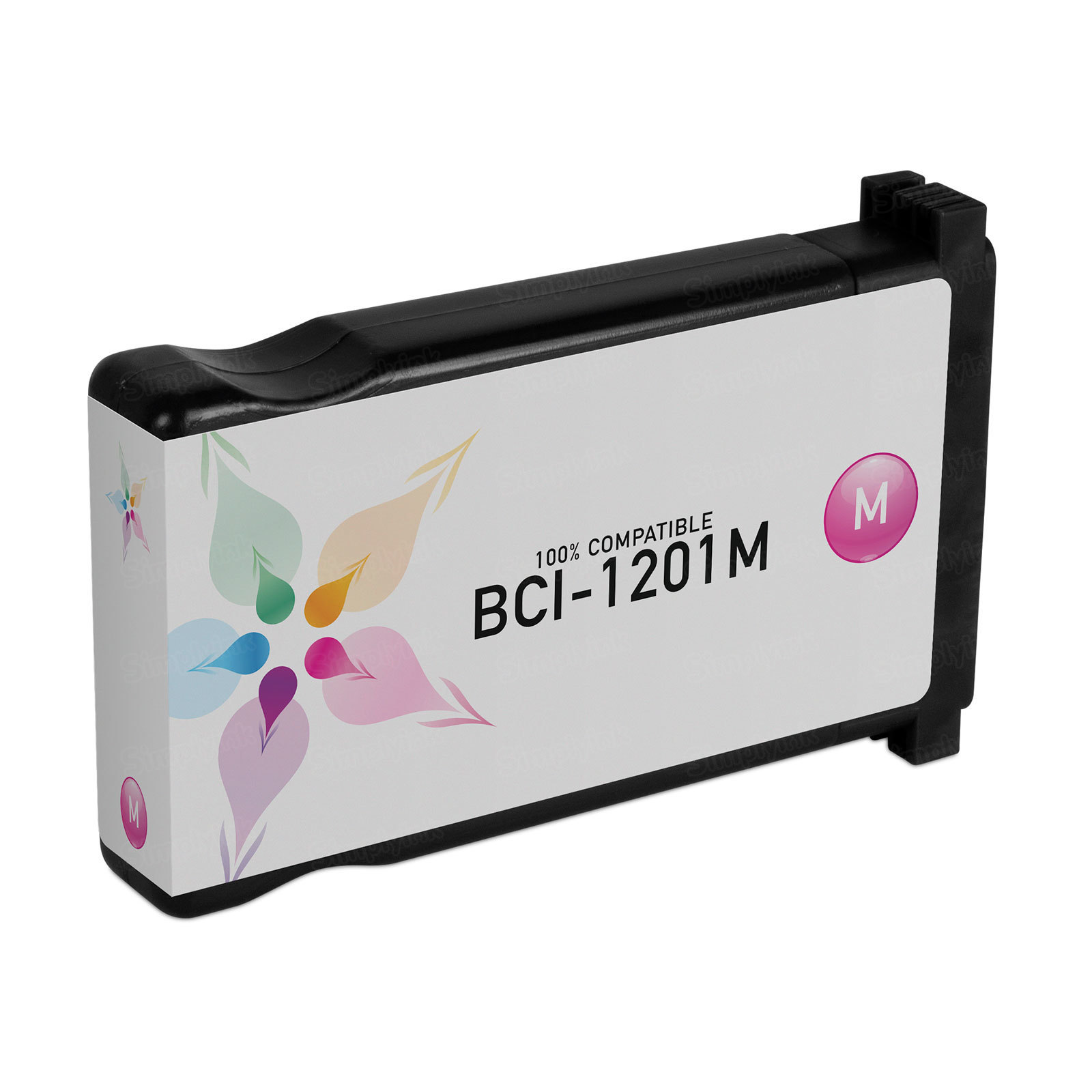 Canon Compatible BCI-1201M Magenta Ink for N1000 & N2000
