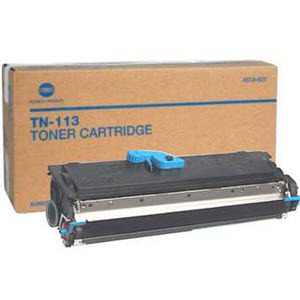TN113 Black Toner for Konica Minolta