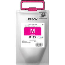 OEM Epson TR12X320 (R12X) DURABrite Ultra High Yield Magenta Ink Pack