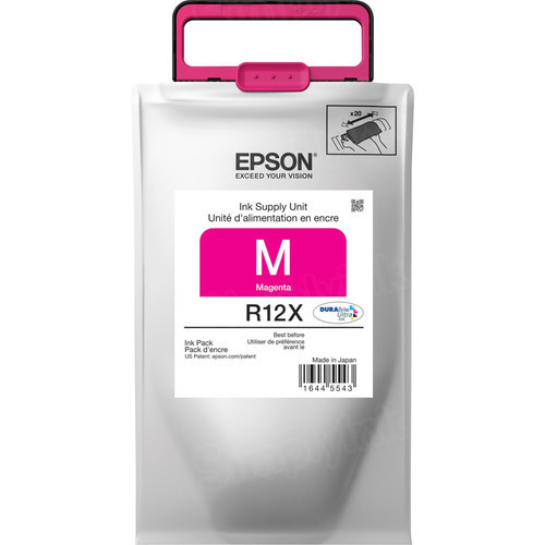 OEM R12X High Yield Magenta Ink for Epson
