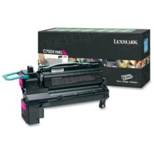 Lexmark OEM Extra High Yield Magenta Return Program Laser Toner Cartridge, C792X1MG (C782/X782 Series) (20K Page Yield)