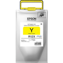 OEM Epson TR12X420 (R12X) DURABrite Ultra High Yield Yellow Ink Pack