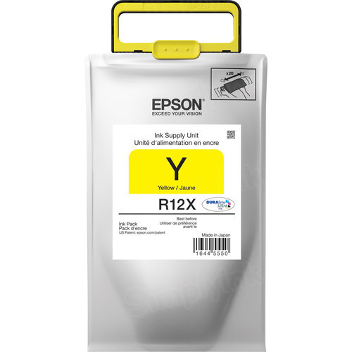 OEM R12X High Yield Yellow Ink for Epson
