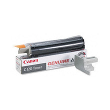 Canon C120 (5,000 Pages) High Yield Black Laser Toner Cartridge - OEM 1382A005AA
