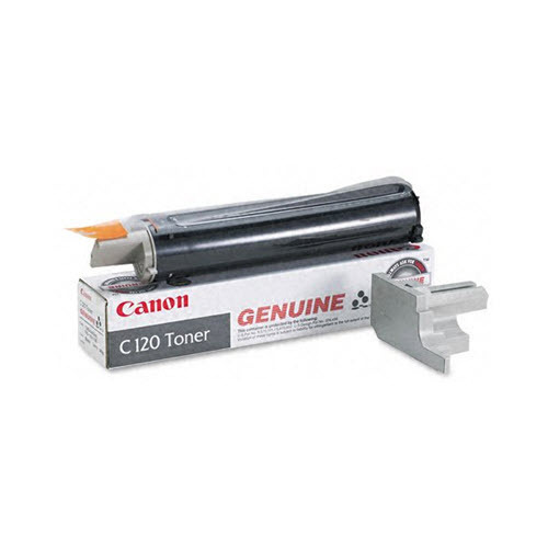 Canon C120 Black Toner Cartridge, OEM