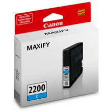 OEM 9304B001 (PGI-2200) Canon Cyan Ink Cartridge