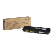OEM (106R02746) Xerox WorkCentre 6655 High-Capacity Yellow Toner Cartridge