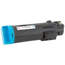 Compatible 4Y75H Cyan Toner for Dell H825/S2825, 4K Yield