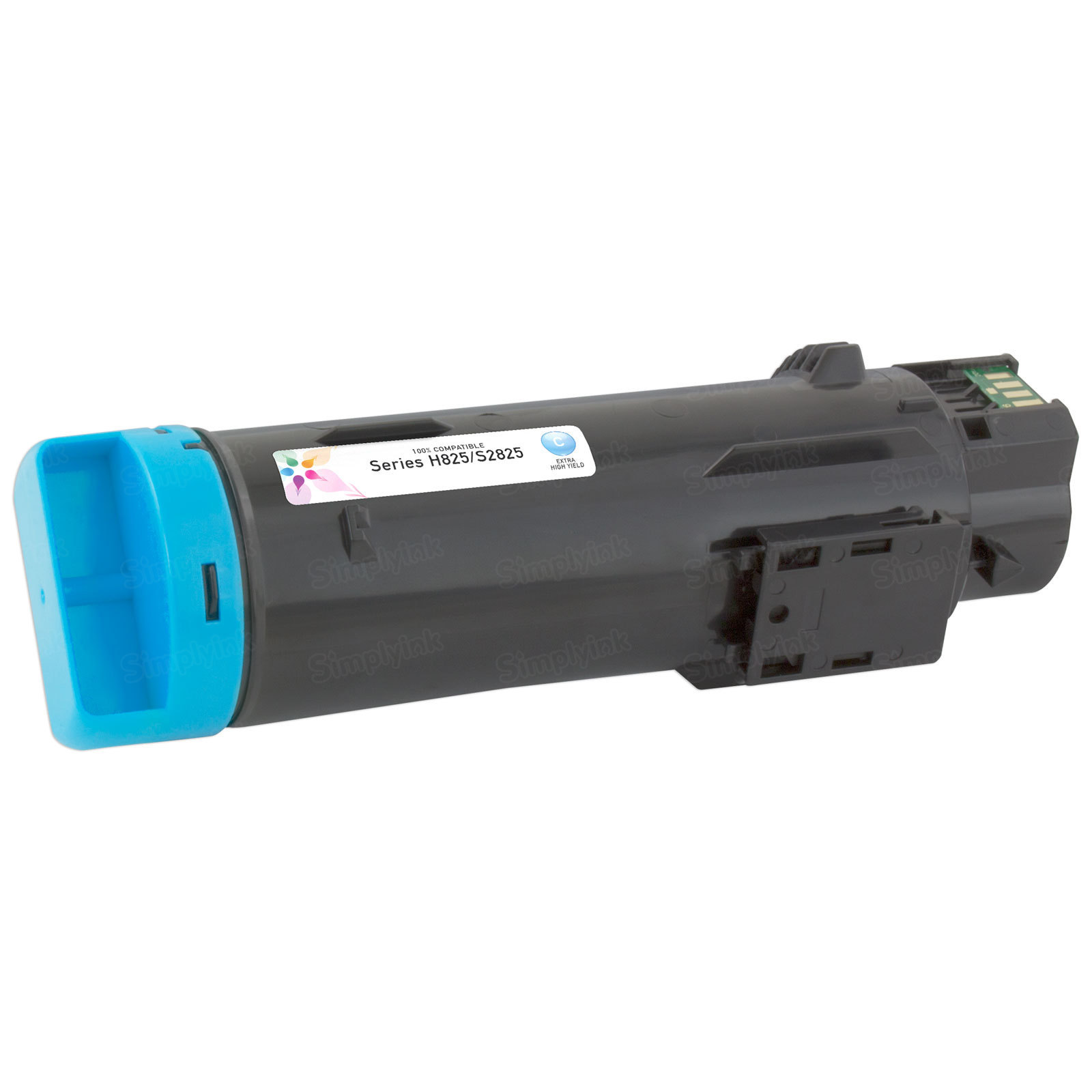 Comp. Cyan 4Y75H Toner for Dell H825/S2825