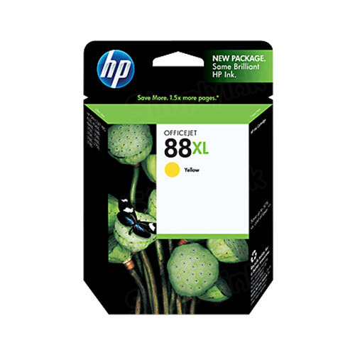 HP 88XL Yellow Original Ink Cartridge C9388AN