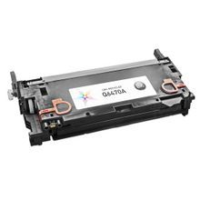 Remanufactured Replacement for HP Q6470A (501A) Black Laser Toner Cartridge