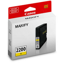 OEM 9306B001 (PGI-2200) Canon Yellow Ink Cartridge
