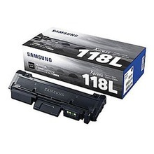 OEM Samsung MLT-D118L High Yield Black Laser Toner Cartridge