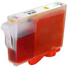 Compatible Canon BCI8Y (0981A003) Yellow Ink Cartridges for the BJC-8500