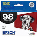 Epson 98 Black OEM Ink Cartridge (T098120)