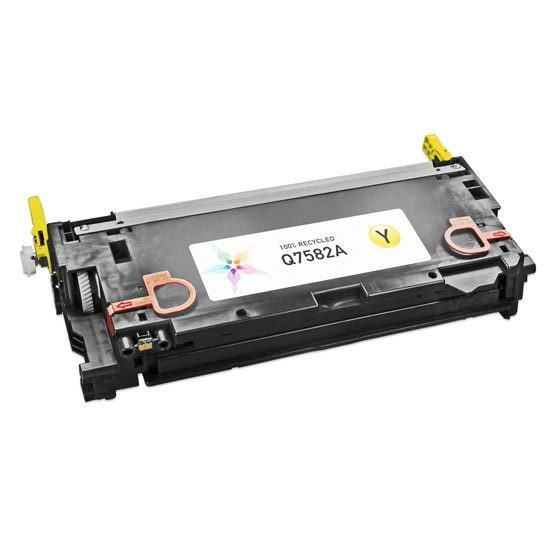 Remanufactured Replacement Yellow Laser Toner for HP 503A
