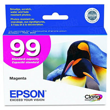 Original Epson 99 Magenta Inkjet Cartridge (T099320)