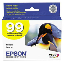 Original Epson 99 Yellow Inkjet Cartridge (T099420)