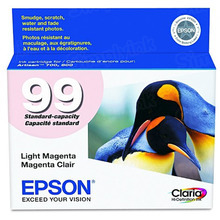 Original Epson 99 Light Magenta Inkjet Cartridge (T099620)