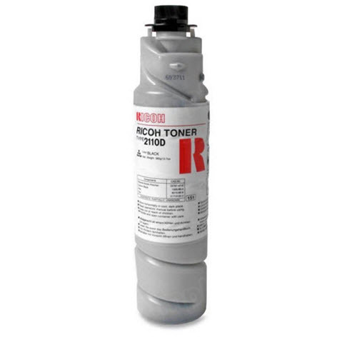 OEM 885208 Black High-Yield Toner for Ricoh