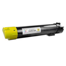 Compatible Xerox 106R01509 High Yield Yellow Laser Toner Cartridges