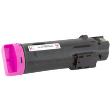Compatible 4NRYP Magenta Toner for Dell H825/S2825, 4K Yield
