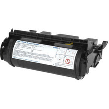 Genuine Dell J2925 Black Toner for M5200N Laser Printers, 18K Yield