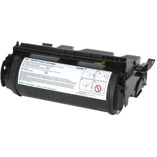 Genuine Dell M5200N (J2925) Black Toner