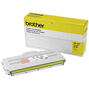 OEM Brother TN02Y Yellow Toner Cartridge