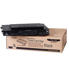 Xerox 106R00684 (106R684) High Yield Black OEM Laser Toner Cartridge