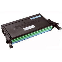 Original P587K Cyan Toner (J394N) for Dell 2145cn, 5K Yield