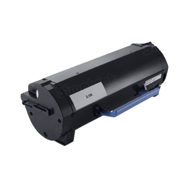 Original Dell 7MC5J Black Toner Cartridge