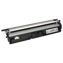 Compatible High Yield Magenta Laser Toner Cartridge (2.5k) for Okidata 44250714 - C110, C130N