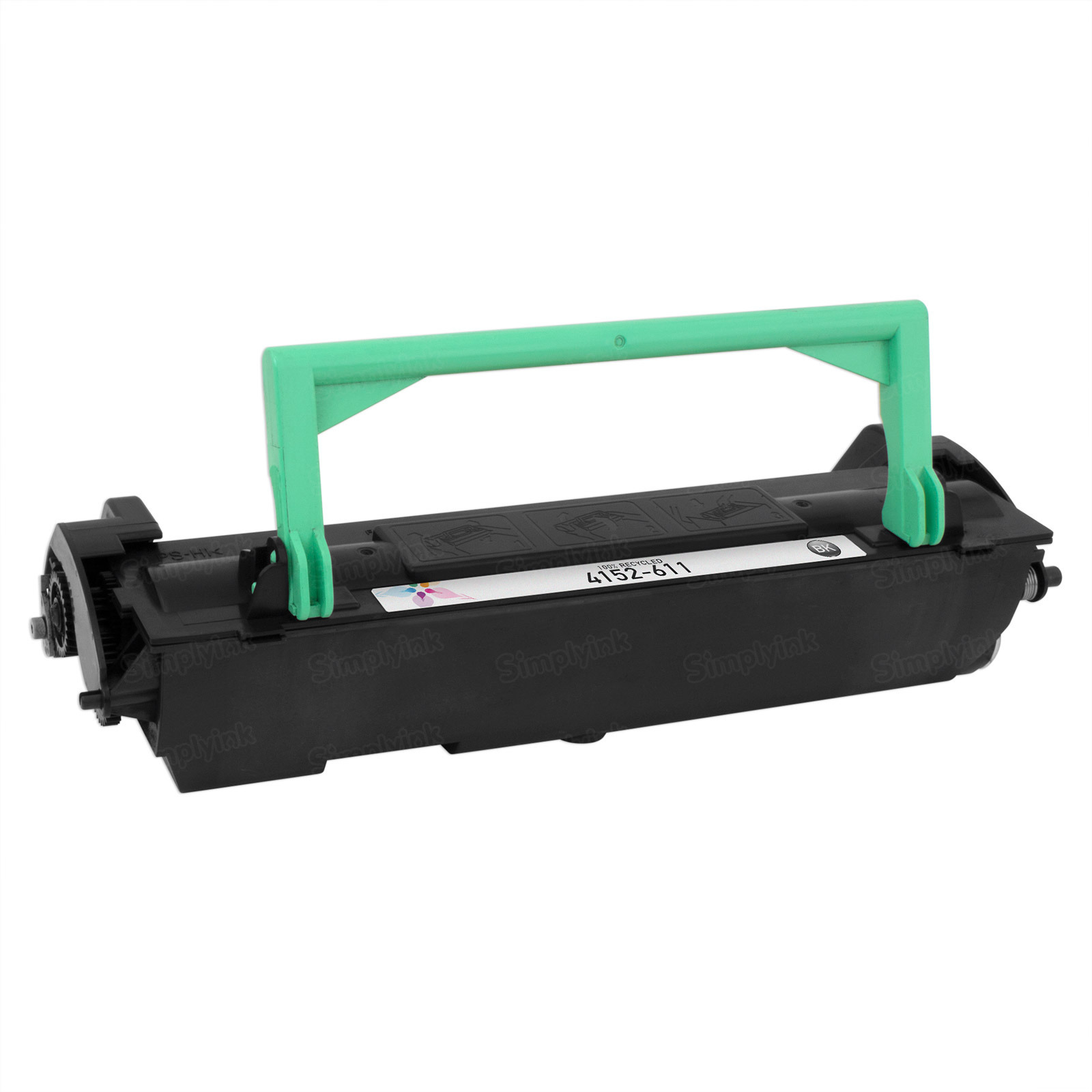 Remanufactured Konica-Minolta 4152-611 Black Toner