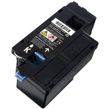 Genuine Dell 810WH Black Toner for 1250c,  1350cnw, 1355cnw Laser Printers, 2K Yield