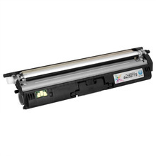 Compatible High Yield Cyan Laser Toner Cartridge (2.5k) for Okidata 44250715 - C110, C130N