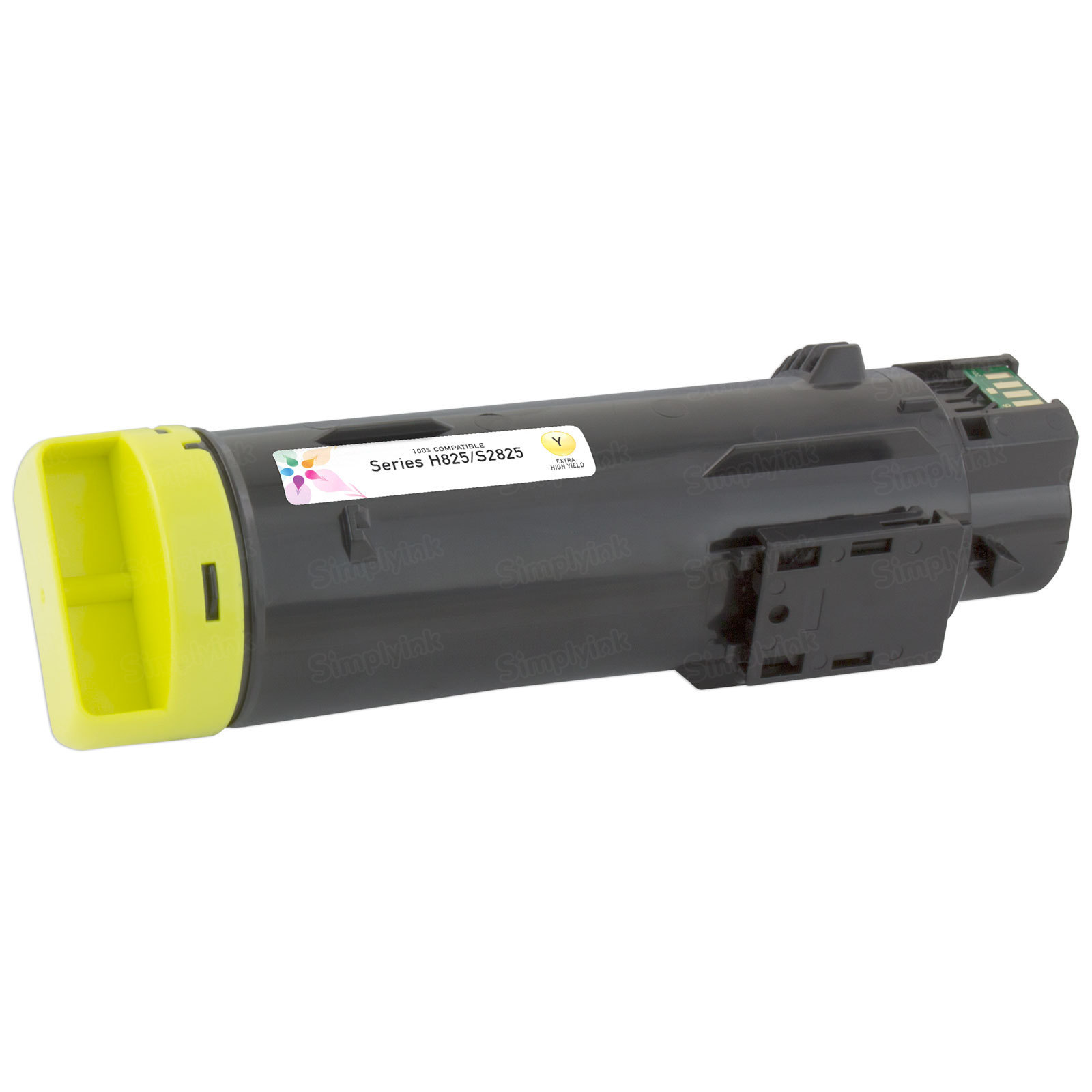 Comp. Yellow 1MD5G Toner for Dell H825/S2825