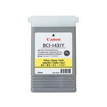 OEM Canon 8972A001AA (BCI-1431Y) Yellow Ink