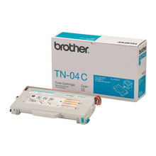 Brother OEM Cyan TN04C Toner Cartridge