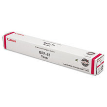 Canon GPR-31 (27,000 Pages) High Yield Magenta Laser Toner Cartridge - OEM 2798B003AA