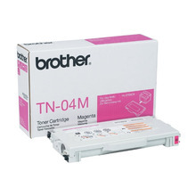 Brother OEM Magenta TN04M Toner Cartridge