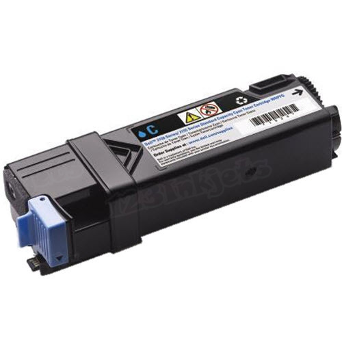 Original Dell WHPFG Cyan Toner Cartridge