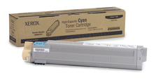 Xerox 106R01077 (106R1077) High Yield Cyan OEM Laser Toner Cartridge